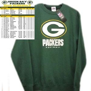 NFL Green Bay Packers NEW Men's XXL Shirt